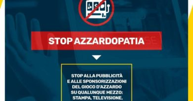 Stop azzardopatia