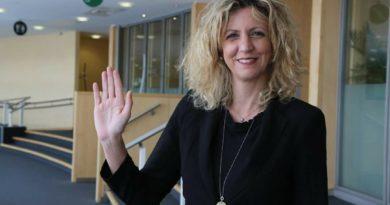 Barbara Lezzi Ministro per il Sud