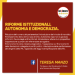 Riforme Istituzionali, Autonomia e Democrazia