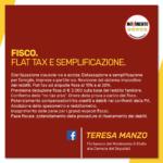 Fisco. Flat tax e semplificazione