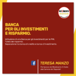 Banca per gli investimenti e risparmio