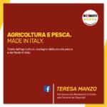 Agricoltura e pesca. Made in Italy