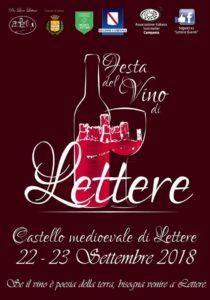 Festa del vino di Lettere 2018
