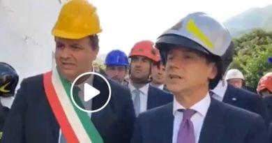 Premier Conte a Ischia