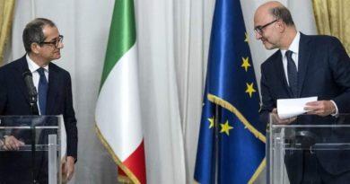 Tria, con la manovra del popolo l'Italia riparte