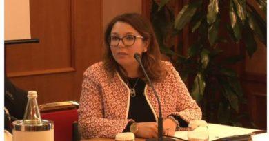 Teresa Manzo CAF