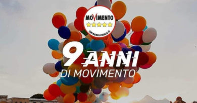 Nove anni di Movimento 5 Stelle
