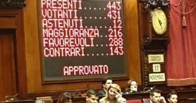 Decreto anticorruzione approvato alla Camera
