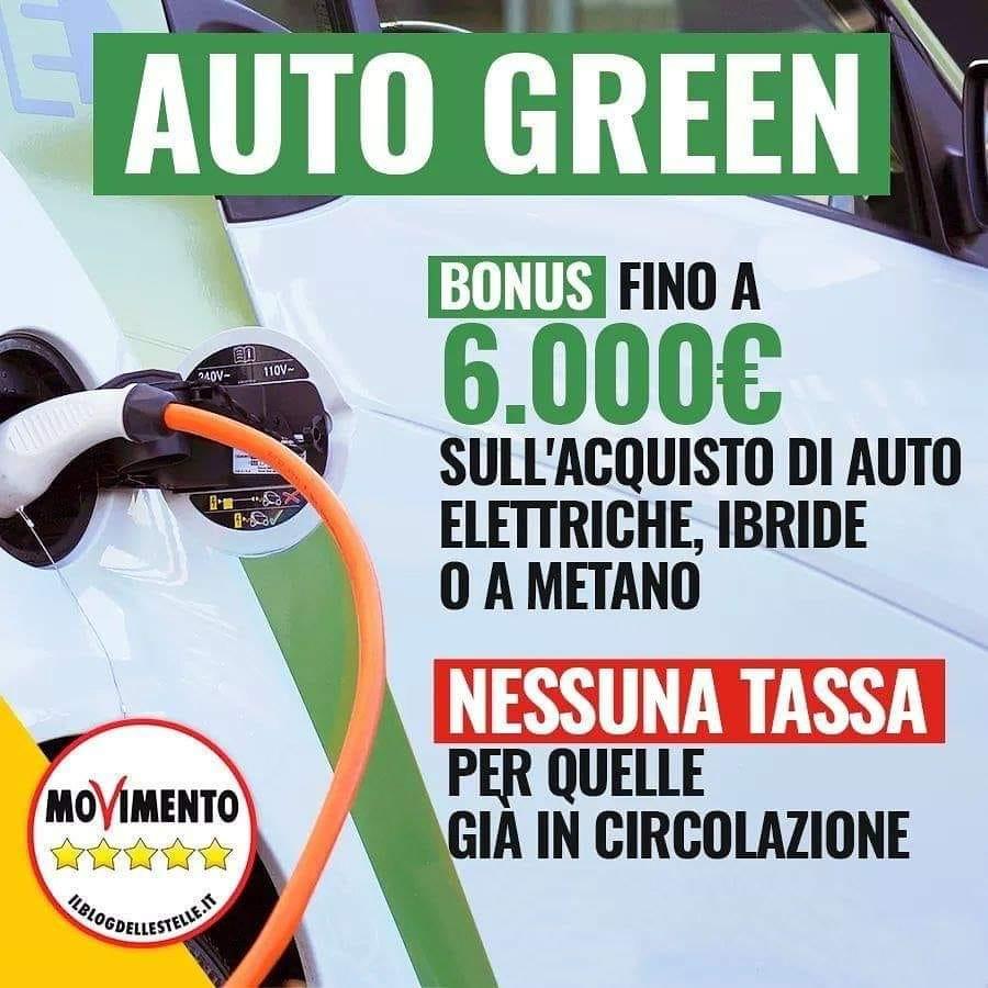 Bonus Auto Green