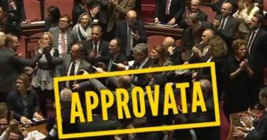 Manovra del Popolo Approvata Senato