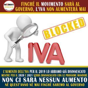 IVA Bloccata
