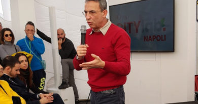Ministro Sergio Costa Rousseau City Lab Napoli
