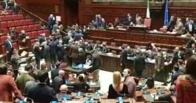 Proteste Camera Deputati