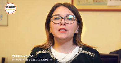 Teresa Manzo Buona Scuola