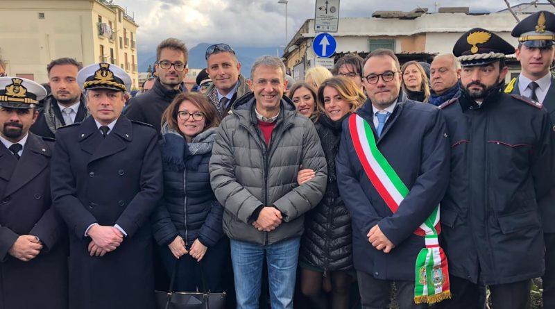 Teresa Manzo Sergio Costa Fiume Sarno