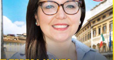 Vicepresidente Teresa Manzo Previdenza Sociale