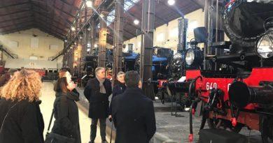 Museo Ferroviario Pietrarsa