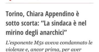 Chiara Appendino Torino