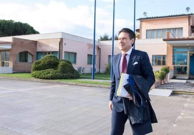 Presidente Conte Fincantieri