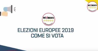 Europee 2019 come si vota